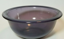"Vintage Pyrex #322 Mixing Bowl Amethyst Purple 1 Quart Stackable Nesting 7"" x 3"" - $13.81"