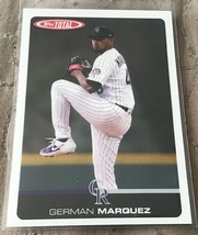 2019 Topps Total Baseball Wave 1 German Marquez - $0.99