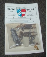 54mm 1/32 METAL HECKER GOROS FRANCO PRUSSIAN WAR PRUSSIAN - $20.00