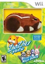 ZHU ZHU PETS:WILD BUNCH BUNDLE  - Wii - (Brand New) - $31.12