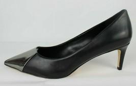 Nine West Szenerie Damen Schuhe Pumps Absatz Schwarz Schuh Größe 8M - $23.79