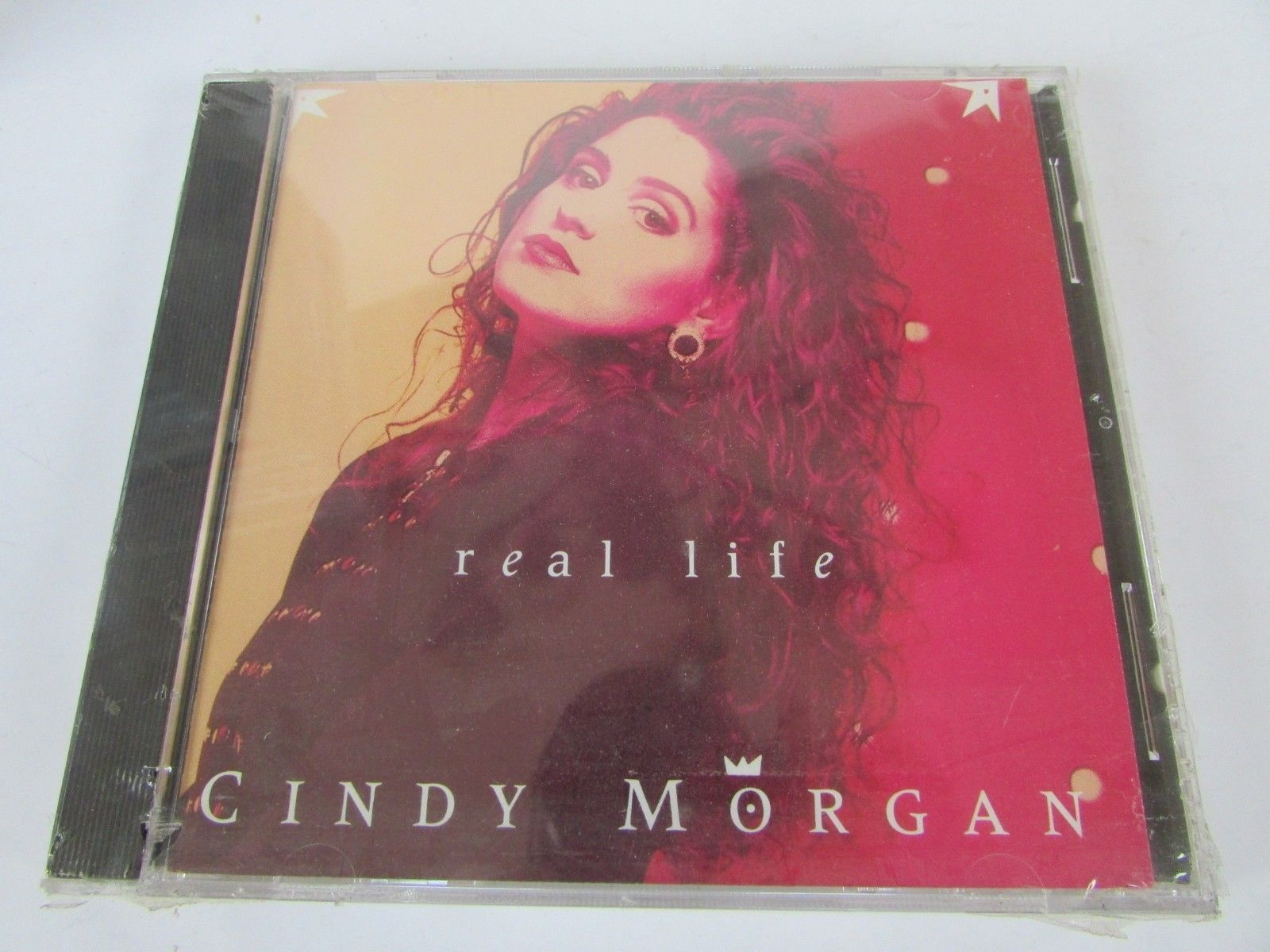 Primary image for Real Life by Cindy Morgan (CD, Jun-1992, Word/Epic) SEALED NEW