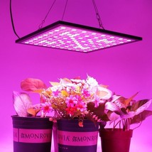 LED Plant Grow Light Panel,HNHC 45W Indoor Full Spectrum Hang Lamp w/Swi... - $47.75