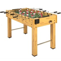 "48"" Foosball Table Competition Size Soccer Arcade Game Room Sports Enter... - $256.90"