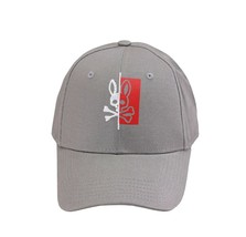 Psycho Bunny Men's Cotton Embroidered Logo Dovedale Baseball Cap Strapback Hat image 2