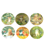 Purr-fect Companions Cat Kitty Kitten Collector Plate Bradford Exchange - $86.67