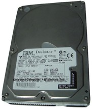 10GB IDE 3.5in Drive IBM DTLA-305010 Tested Good Free USA Ship Our Drive... - $16.95