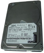 10GB IDE 3.5in Drive IBM - DTLA-305010 Tested Good Free USA Ship Our Dri... - $16.95