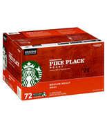 Starbucks Pike Place Medium Roast K-Cup, 72-count - $36.88
