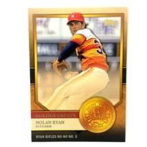 Nolan Ryan 2012 Topps Golden Greats Insert #GG-7 MLB HOF Houston Astros - $3.91