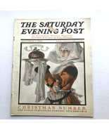 Saturday Evening Post December 3 1904 Christmas Number Weekly Magazine - $24.99