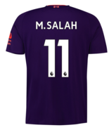 Liverpool Away #11 M.SALAH 2018-19 Men Soccer Jersey Football Shirt New ... - $36.99