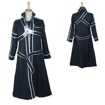Sword Art Online Kirigaya Kazuto Cosplay Costume - $75.10