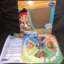 Disney Jake And The Neverland Pirates Pop-Up Game Cardinal Complete - $4.94