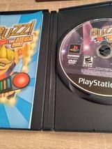 Sony PS2 Buzz! The Mega Quiz image 2