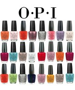 Authentic OPI Nail Polish Lacquer 0.5fl.oz (NL F ~ NL M) Choose Your Color! - $10.39+