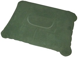 Inflatable Camping Pillow PL-1 Green - $6.17