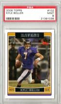 2006 Topps Kyle Boller #102 PSA 9 P510 - $5.57