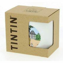 Tintin and Haddock Moulinsart Petit Dejeuner porcelain mug in gift box   image 3