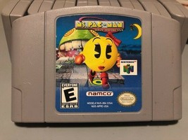 Ms. Pac-Man: Maze Madness (Nintendo 64, 2000) - $10.65
