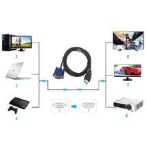 HDMI   Audio Converter VGA Connector - $16.50