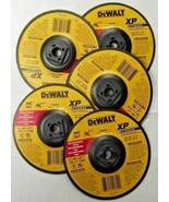 "Dewalt DW8859H 6"" x .045""  x 5/8-11 Metal Stainless XP Cutting Wheels 5 ... - $12.38"