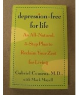 Depression-Free for Life by Gabriel Cousens, M.D., with - $13.39