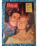 ALAIN DELON cover turkish magazine FREE SHIPPING WORLDWIDE 1962 ultra rare - $9.89