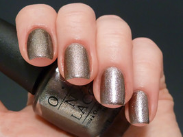 OPI Nail Polish HL D18 THE WORLD IS NOT ENOUGH, James Bonds Skyfall Coll... - $10.74