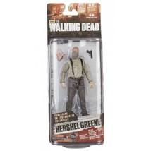McFarlane Walking Dead Series 7, HERSHEL GREENE, Exclusive, Sealed free ... - $10.35