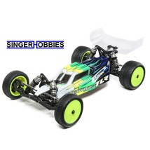 Team Losi Racing 1/10 22 4.0 SR 2WD SPEC R/C Buggy Race Kit TLR03014 HH - $299.99