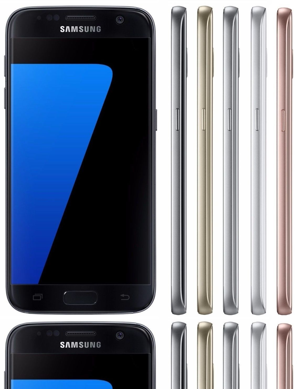 Samsung Galaxy S7 SM-G930 32GB UNLOCKED Random Color