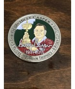 Billy Casper PGA Distinguished Service Coin Collectable Coin  - $50.00