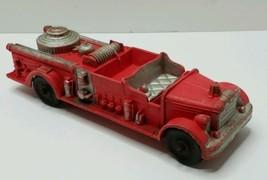 1950s Auburn Rubber Fire Dept. Truck 500 Original F.D.#2  Black Tire, US... - $9.99