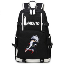 Naruto Theme Fighting Anime Series Backpack Schoolbag Daypack Mini Kakashi - $36.99