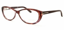 New Tom Ford Woman TF5226 068 Optical Eyeglass Frames 54-13-130 Ship Fast - $69.53