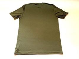 Mens Champion  Performance  Top Shirt Green Sz Medium - $2.96
