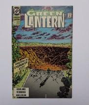 Green Lantern #4 (Sep 1990, DC) Comics Book Collectible Acceptable Vintage - $1.50