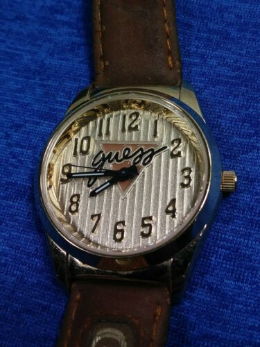 Primary image for Vintage 1996 Guess Collectible Wrist Watch 3D Numbers
