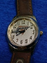 Vintage 1996 Guess Collectible Wrist Watch 3D Numbers - $24.74