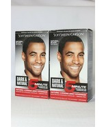 2 Pack! Softsheen-Carson Dark & Natural 5 Minute Hair Color, Gray Coverage - $17.07