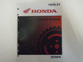 1970 1971 1972 1973 1974 1975 HONDA CB750 F K Service Shop Repair Manual... - $102.08