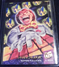 1994 Fleer Ultra Arcade Super Villains X-Men Non-Sports Card 72 - $3.00