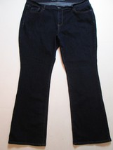 Old Navy Women Jeans Size 18 Short Inseam 29.5 Curvy Mid Rise Blue #O1 - $17.99