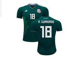 NWT MÉXICO WORLD CUP ANDRES GUARDADO FAN HOME JERSEY  - $54.99