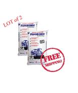 2 Pack - Floor-dry DE Premium Oil Absorbent, Diatomaceous Earth, 25lb Po... - $31.68