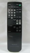 Sony RM-Y110 Original OEM TV Remote KPR53C, KPR53CX35, KP46EX35, KPR46CX35 - $9.99