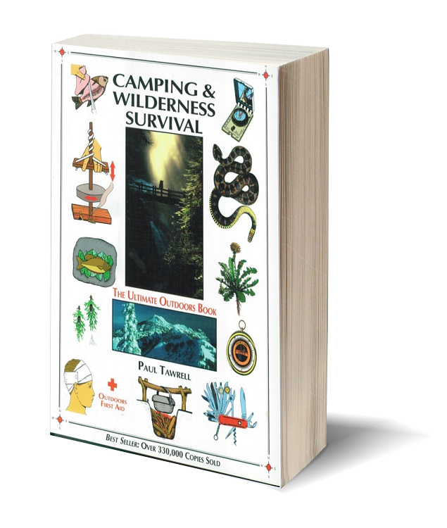 3d camping and wilderness survival