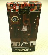 Fao Shwarz 8 Foot Long 24 key Dance Mat Piano - $74.25