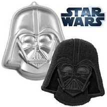 Wilton Star Wars Darth Vader Cake Pan Birthday Party - ₨1,444.67 INR